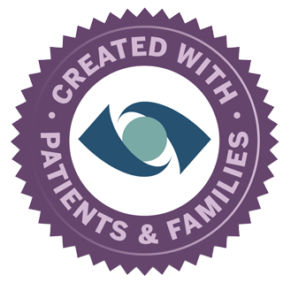 Created with patients and families