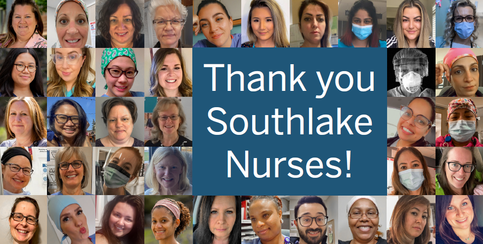 Thank you Nurses!