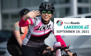 Learn more about the 6th Annual NewRoadss LakeRide