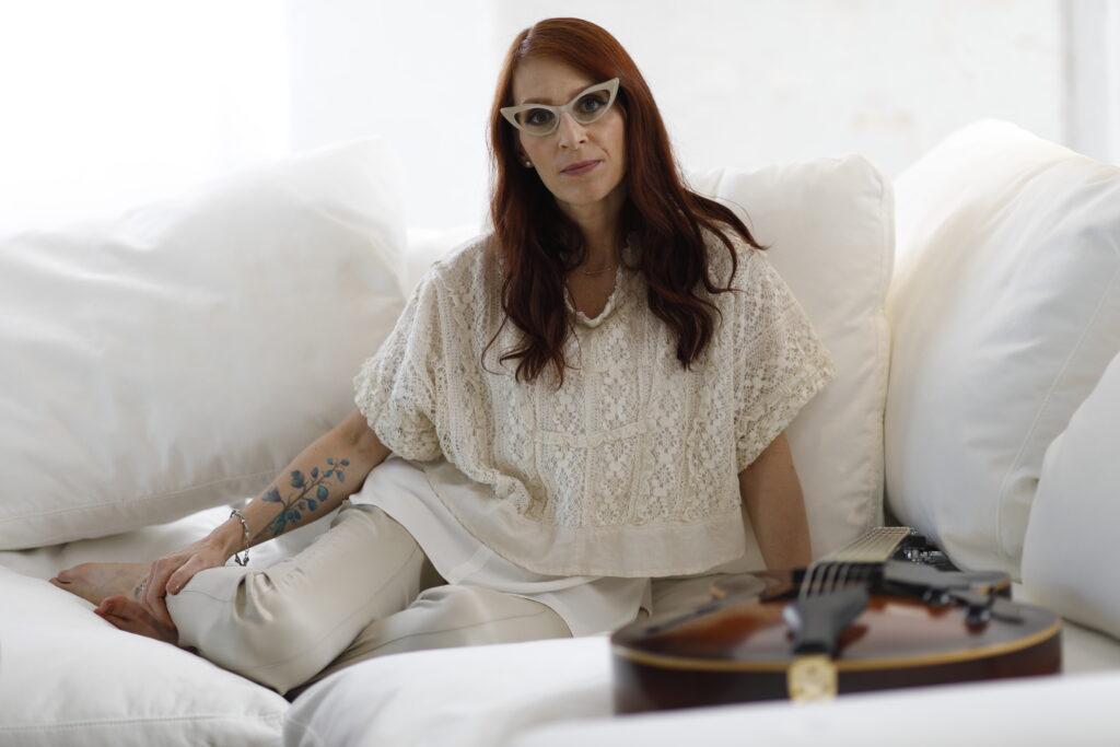 Kristina Dervaitis album release cover photo